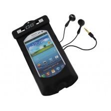 Набор Водонепроницаемый герметичный чехол для смартфона + Водонепроницаемые герметичные наушники