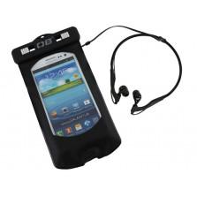 Набор Водонепроницаемый герметичный чехол для смартфона  + Водонепроницаемые спортивные наушники