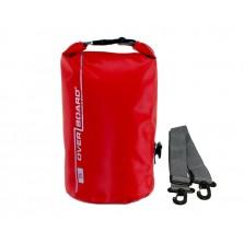 Водонепроницаемый гермомешок (с плечевым ремнем) OverBoard OB1001R - Waterproof Dry Tube Bag - 5L (Red)
