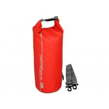 Водонепроницаемый гермомешок (с плечевым ремнем) OverBoard OB1003R - Waterproof Dry Tube Bag -12L (Red)