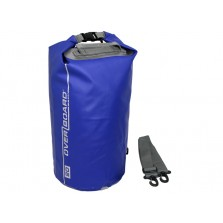Водонепроницаемый гермомешок (с плечевым ремнем) OverBoard OB1005B - Waterproof Dry Tube Bag - 20L (Blue)