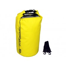 Водонепроницаемый гермомешок (с плечевым ремнем) OverBoard OB1005Y - Waterproof Dry Tube Bag - 20L.