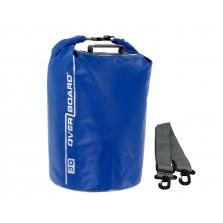 Водонепроницаемый гермомешок (с плечевым ремнем) OverBoard OB1006B - Waterproof Dry Tube Bag - 30L.
