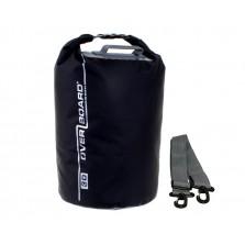 Водонепроницаемый гермомешок (с плечевым ремнем) OverBoard OB1006BLK - Waterproof Dry Tube Bag - 30L.