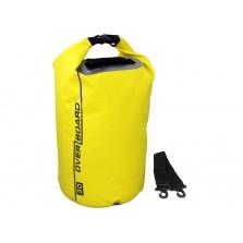 Водонепроницаемый гермомешок (с плечевым ремнем) OverBoard OB1006Y - Waterproof Dry Tube Bag - 30L (Yellow)