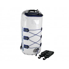 Водонепроницаемый гермомешок-рюкзак (с двумя плечевыми ремнями) OverBoard OB1016WHT - Waterproof Boat Master Dry Tube - 20 Litres.