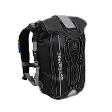 Водонепроницаемый рюкзак OverBoard OB1053BLK - Waterproof Backpack - 20L.