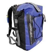Водонепроницаемый рюкзак OverBoard OB1054B - Waterproof Backpack - 30L.
