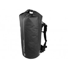 Водонепроницаемый гермомешок-рюкзак OverBoard OB1055BLK - Waterproof Backpack Dry Tube - 60L.