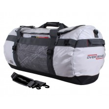 Водонепроницаемая сумка-рюкзак OverBoard OB1059WHT - Adventure Duffel Bag - 90L (White)