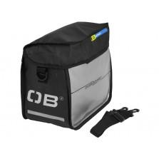 Водонепроницаемая сумка для велосипеда с креплением для руля - 6 литров