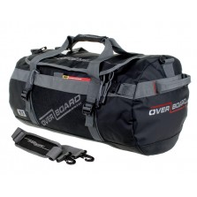 Водонепроницаемая сумка-рюкзак OverBoard OB1091BLK - Adventure Duffel - 35L (Black)