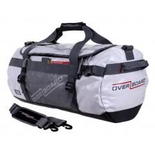Водонепроницаемая сумка-рюкзак OverBoard OB1091WHT - Adventure Duffel - 35L (White)