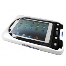 Платформа-держатель OverBoard OB1134WHT - Waterproof iPad mini Case Boat Mount (White)
