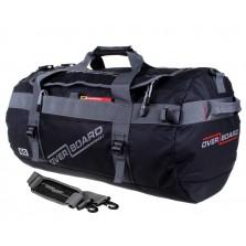 Водонепроницаемая сумка-рюкзак OverBoard OB1143BLK - Adventure Duffel - 60L.