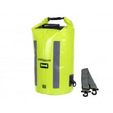 Водонепроницаемый гермомешок OverBoard OB1148HVY - Pro-Vis Waterproof Dry Tube - 20 литров (Yellow)