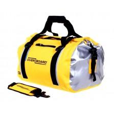 Водонепроницаемая сумка OverBoard OB1150Y - Classics Waterproof Duffel Bag - 40 литров. (Yellow)