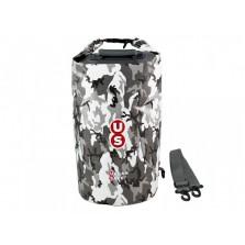 Водонепроницаемая сумка OverBoard US1005-Camo - Waterproof Dry Tube Bag - 20L.