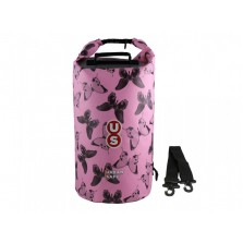 Водонепроницаемая сумка OverBoard US1005P-Butterfly - Waterproof Dry Tube Bag - 20L.