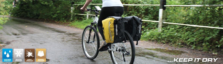 Сумки для велосипедов