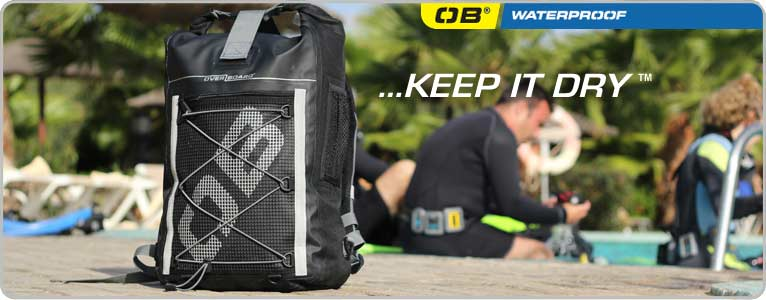 Waterproof 30 Ltr Pro-Sports Backpack